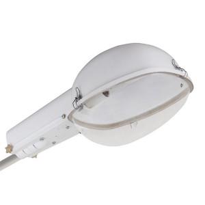 Консольный светильник РКУ-02-125-003 125 Вт Е27 IP53 со стеклом под лампу ДРЛ