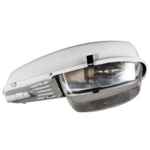 Консольный светильник ЖКУ 97 150 Вт Е40 IP54 со стеклом под лампу ДНАТ