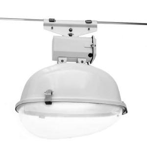 Светильник подвесной РСУ-02-250-001 250 Вт Е40 IP53 со стеклом под лампу ДРЛ