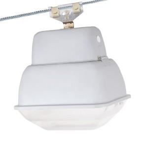 Светильник подвесной РСУ-17-125-001 125 Вт Е27 IP53 со стеклом под лампу ДРЛ