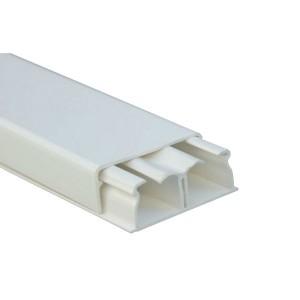 Кабель-канал Legrand DLPlus 40х12,5 с перегородкой (кабельный короб)