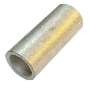 Гильза медная луженая под опресовку 150 ГМЛ-150 КВТ