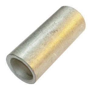 Гильза медная луженая под опресовку 240 ГМЛ-240 КВТ