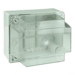 Коробка ответвительная DKC Express с гладкими стенками прозрачная, IP56, 190х145х135мм