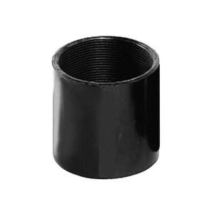 Втулка соединительная М25, цвет цёрный DKC