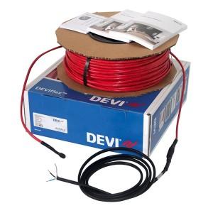 Нагревательный кабель Devi DEVIflex 10T  1220Вт 230В  120м  (DTIP-10)