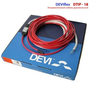 Нагревательный кабель Devi DEVIflex 18T  1075Вт 230В  59м  (DTIP-18)