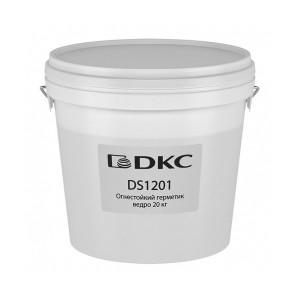 Герметик огнезащитный DKC ведро 20 кг