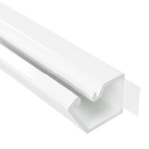 Миниканал самоклеющийся DKC TMR 10х10 белый