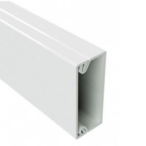 Мини кабель-канал DKC TMC 50x20 белый (кабельный короб)