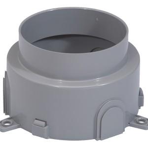 Коробка BOX/2 для люка Экопласт LUK/2 в пол, пластиковая для заливки в бетон