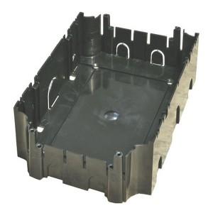 BOX/6 Коробка для люков Экопласт LUK/6 и LUK/8Р в пол, пластиковая для заливки в бетон