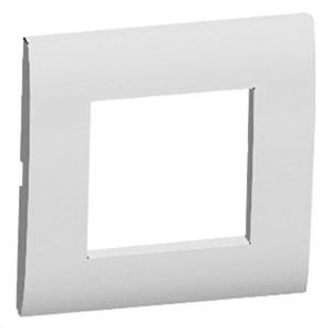 Рамка 1-постовая (белый) LK45 Экопласт