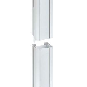 Удлинитель двухсторонней колонны Simon Connect ALK2200, 0,5м, алюминий
