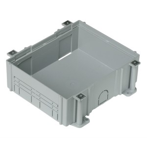 Коробка для монтажа в бетон люков Simon SF110, SF170, высота 80-110мм, 220х172,2мм