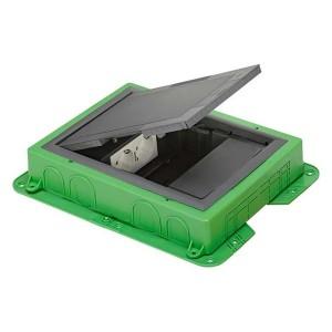 Коробка для монтажа в бетон люков Simon SF200-1, KF200-1, высота 54-90мм, 343х272мм