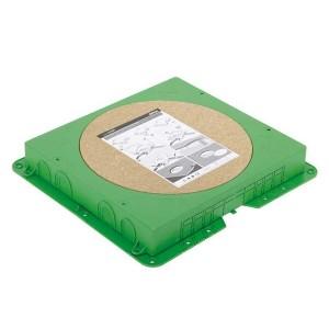 Коробка для монтажа в бетон люков Simon SF300C-1, KF300C-1, высота 54-90мм, 419х384мм