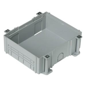 Коробка для монтажа в бетон люков Simon SF310, SF370, высота 80-110мм, 220х227мм