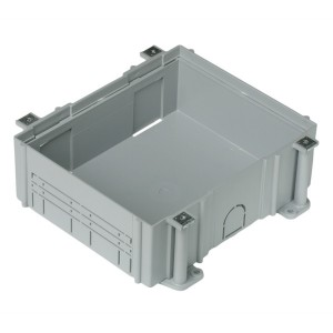 Коробка для монтажа в бетон люков Simon SF410, SF470, высота 80-110мм, 220х286,5мм