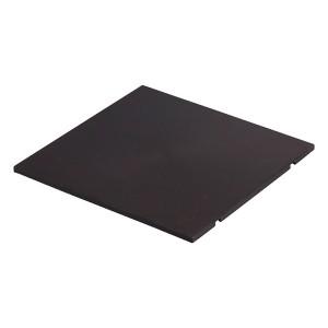 Накладка графит на крышку люка Simon SF610-14, SF670-14