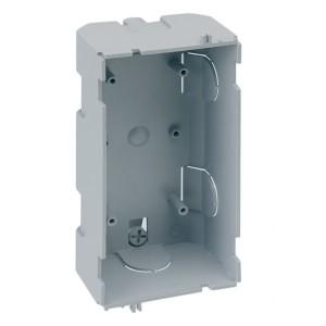Коробка для установки одного S-модуля Simon Connect в колонну или миниколонну