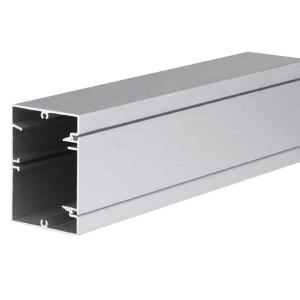 Алюминиевый кабель-канал 70х50мм Simon Connect K45 одна секция (кабельный короб)