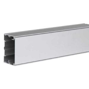 Алюминиевый кабель-канал 90х55мм Simon Connect универсальный одна секция (кабельный короб)