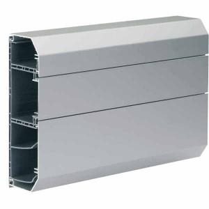 Кабель-канал Simon K45 170X55 мм, одна секция, алюминий (кабельный короб)