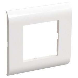 Рамка для КМКУ на 2 модуля IEK Праймер белый