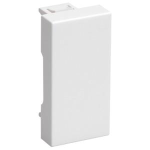 Заглушка на 1 модуль IEK Праймер белый