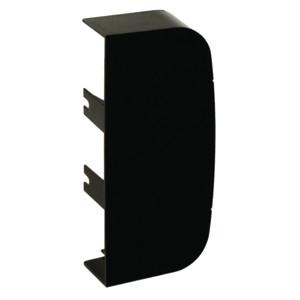 Заглушка 110х50мм черная для кабель-канала DKC In-liner Front