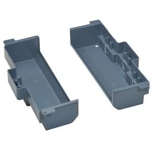 Изоляционная коробка для монтажа напольной коробки в фальшпол Legrand стандартное исполнение 2X6м