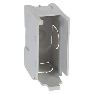 Коробка Legrand Batibox для тонких перегородок 1 модуль