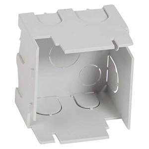 Коробка Legrand Batibox для тонких перегородок 2 модуля