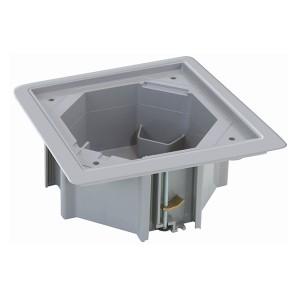 Монтажная коробка в фальшпол Simon KGE170-23 для лючков KSE