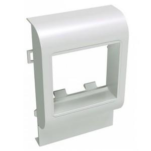"Рамка-суппорт под 2 модуля ""BRAVA"" PDA-BN 100 для кабель-канала DKC In-liner"