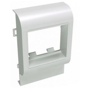 "Рамка-суппорт под 2 модуля ""BRAVA"" PDA-BN 120 для кабель-канала DKC In-liner"