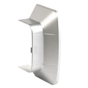 Ввод в стену/потолок 110х50 мм, цвет серый металлик, DKC In-liner Aero