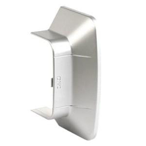 Ввод в стену/потолок 140х50 мм, цвет серый металлик, DKC In-liner Aero