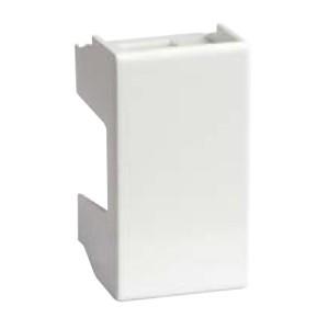 Заглушка на 1 модуль DKC Viva белая