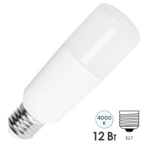 Лампа GE T45 LED12 STIK 12W 840 230V E27 BX 1150lm d45x137.5mm Tungsram (573958)