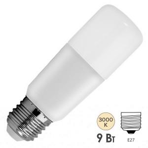 Лампа GE LED9/STIK/830 230V E27 BX 810lm d38x115.5mm Tungsram