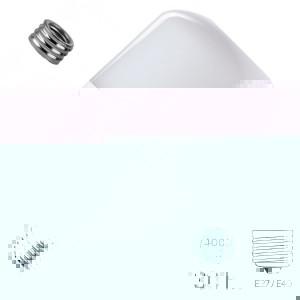 Лампа светодиодная FL-LED T100 30W 4000К E27 + Е40 230V 2800Lm t<+40°C D100x191mm (607607)