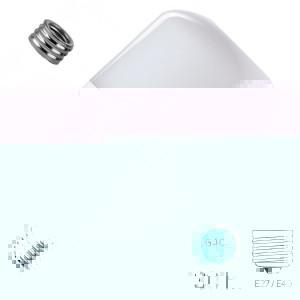 Лампа светодиодная FL-LED T100 30W 6400К E27 + Е40 230V 2800Lm t<+40°C D100x191mm