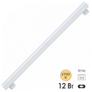 Лампа светодиодная LED Linienlampe 12W 2700K S14s 500mm