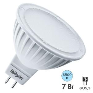 Лампа Navigator 94 246 NLL-MR16-7-230-6.5K-GU5.3
