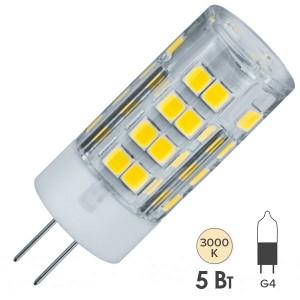 Лампа Navigator 61 483 NLL-P-G4-5-230-3K (Поликарбонат)