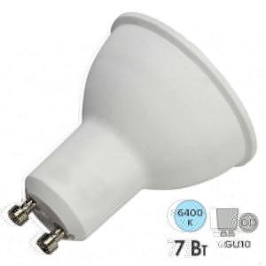 Лампа светодиодная Feron MR16 LB-26 7W 4000K 560Лм 220V GU10 белый свет